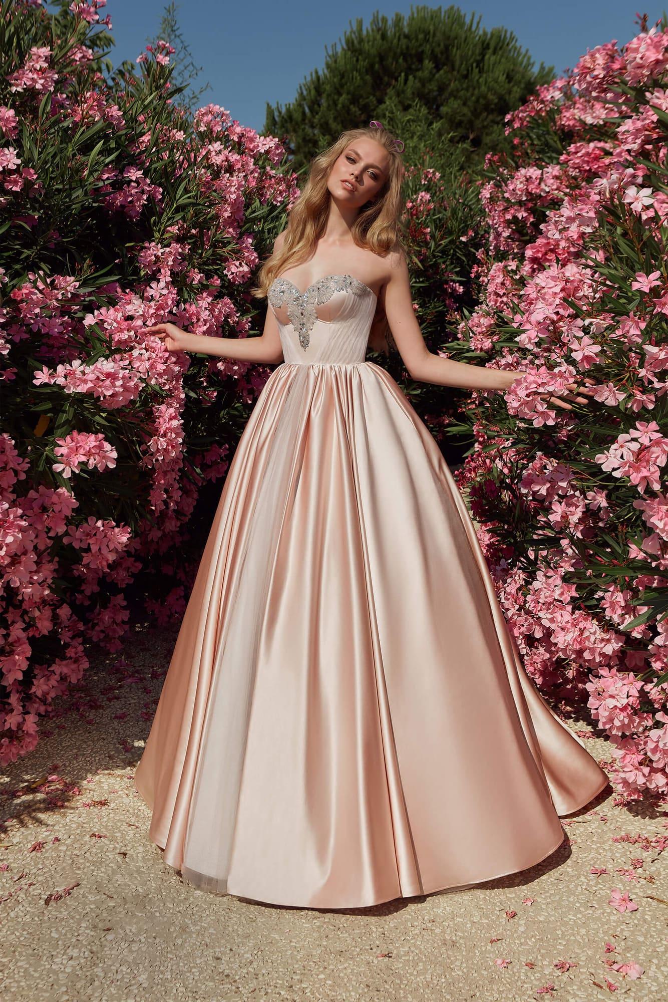 пышные свадебные платья фото 30