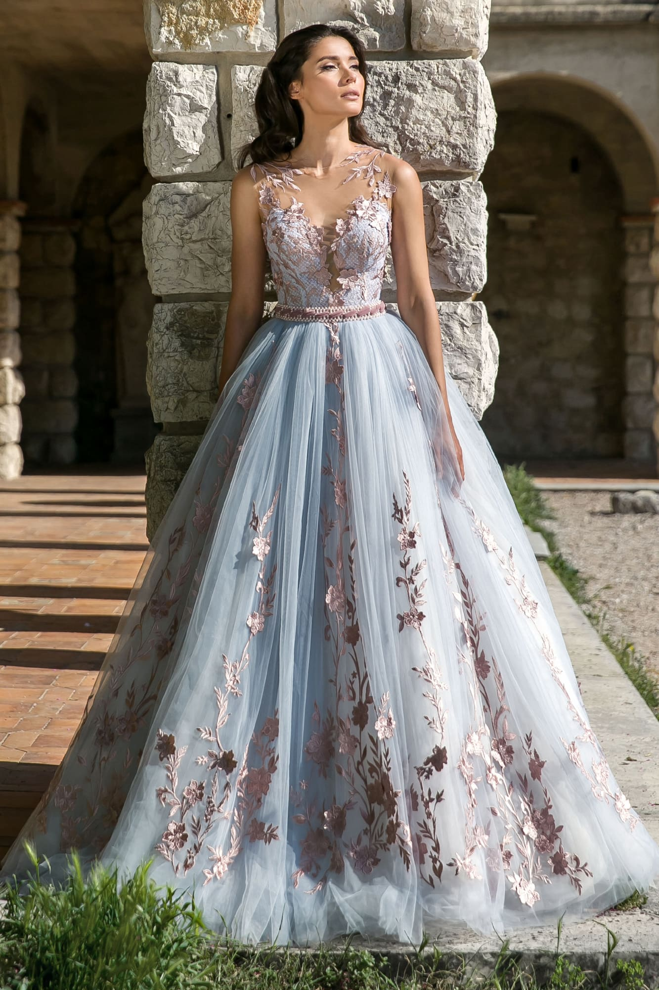 пышные свадебные платья фото 45