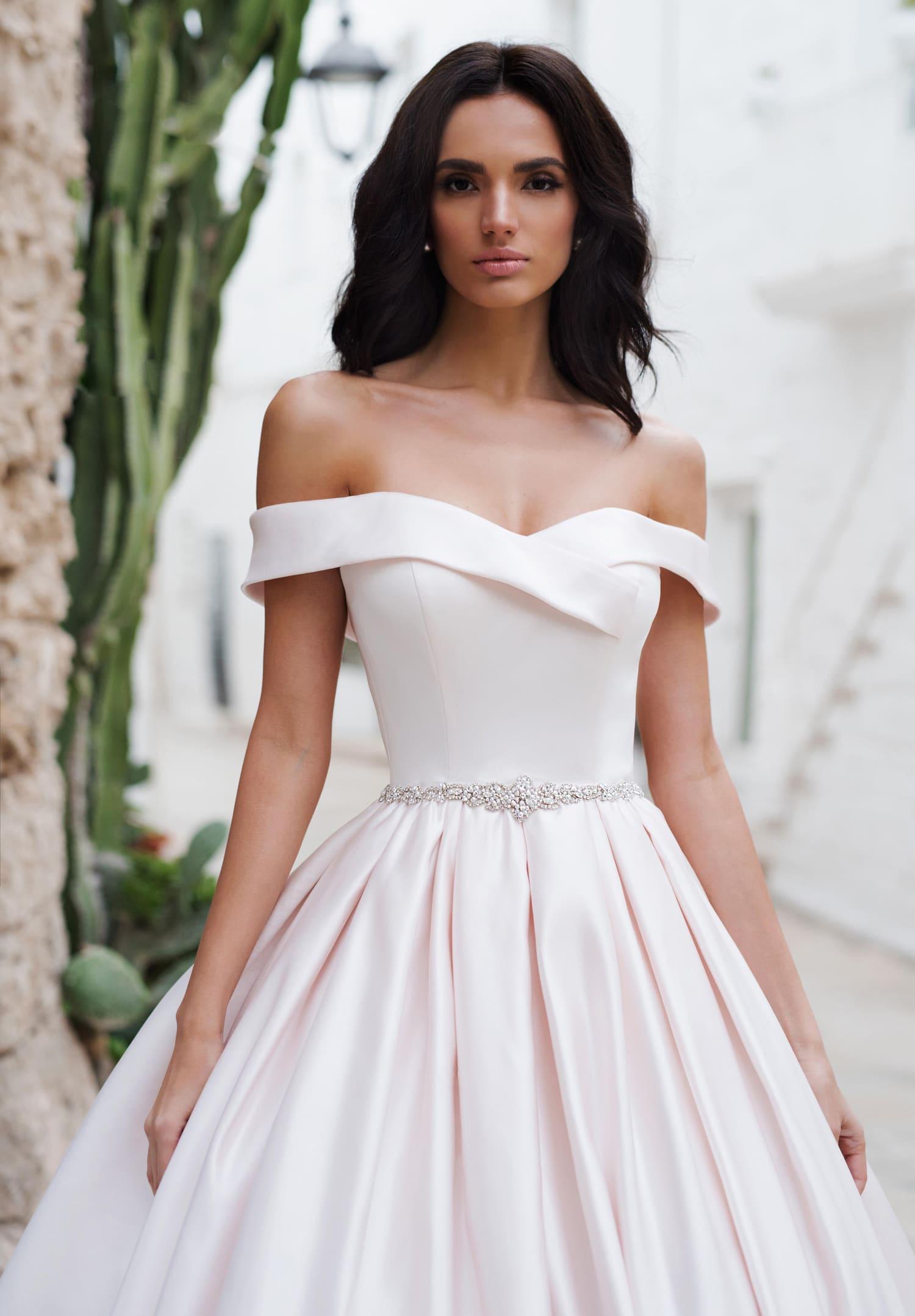 пышные свадебные платья фото 36