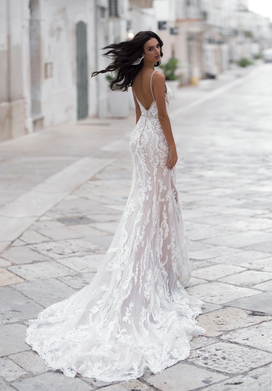 Свадебные платья лето 2019 фото 9