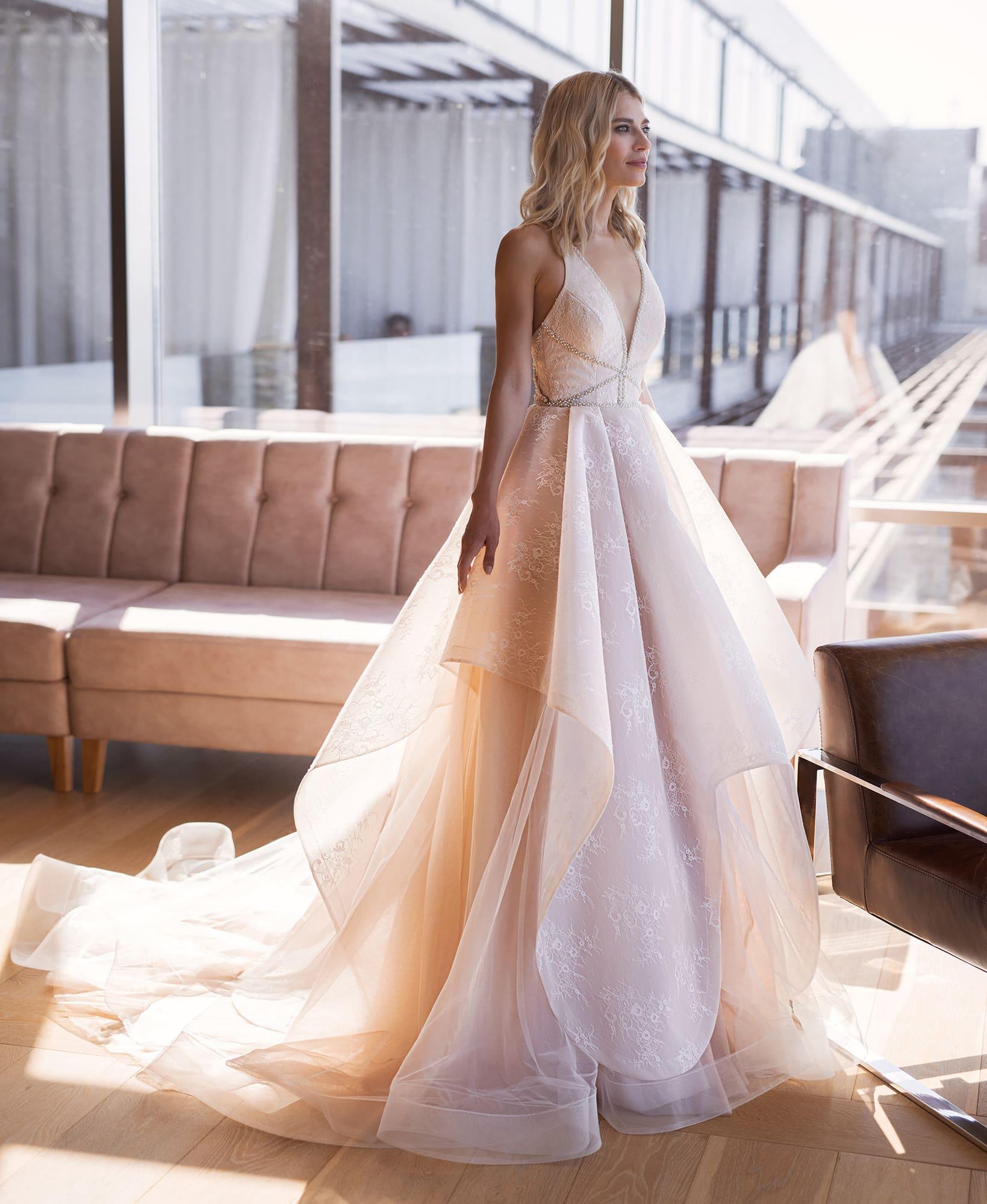 пышные свадебные платья фото 42
