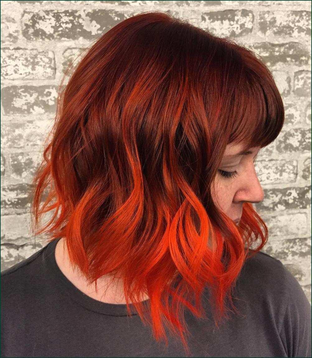 оттенки рыжих волос фото 3