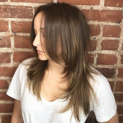 стрижки для женщин с тонкими волосами фото 4