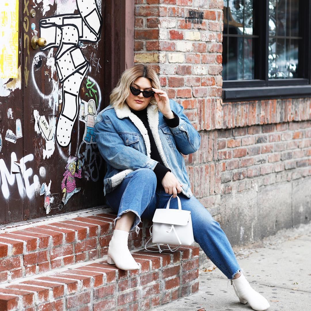 Модные тенденции осени 2019 для полных женщин фото 6
