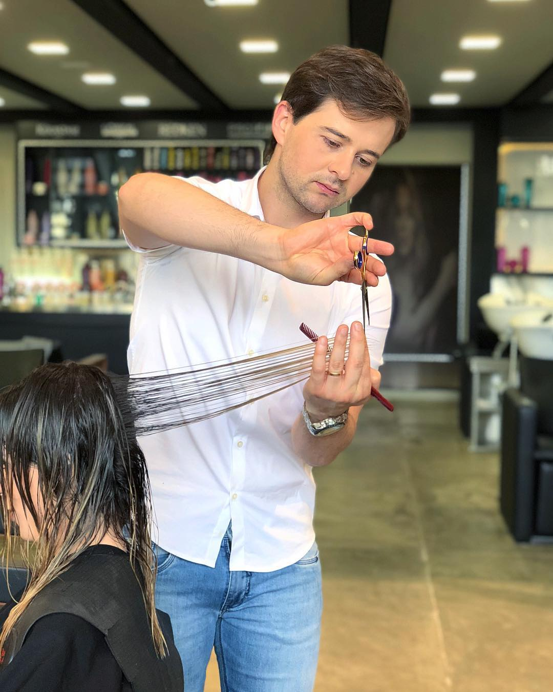 как получить от парикмахера именно ту прическу, которую вы хотите фото 7