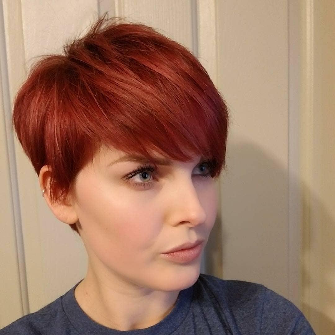 Красное пикси (red pixie) фото 7