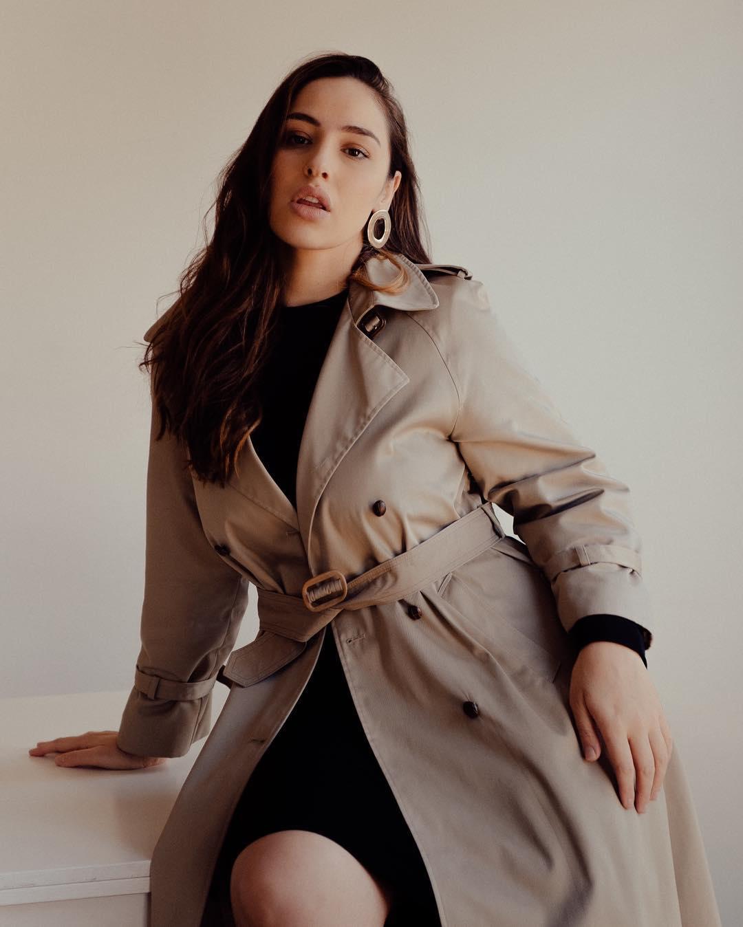 Модные тенденции осени 2019 для полных женщин фото 4