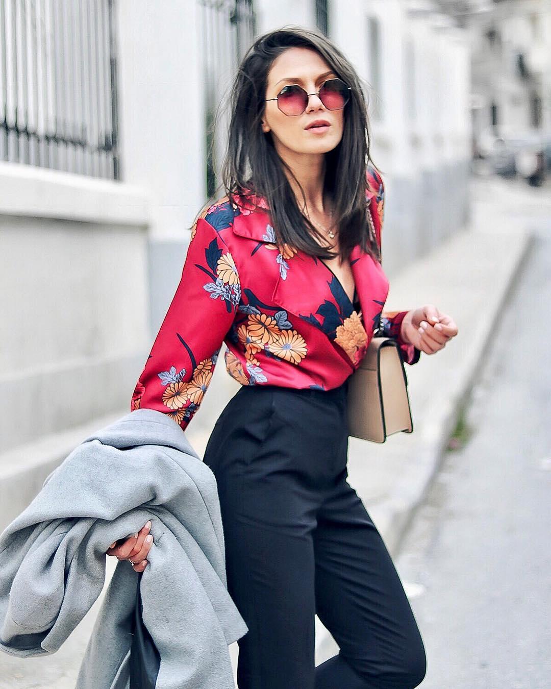 модные образы для деловых женщин осени 2019 фото 2