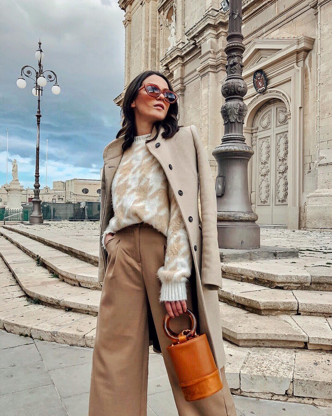 модные образы для деловых женщин осени 2019 фото 5