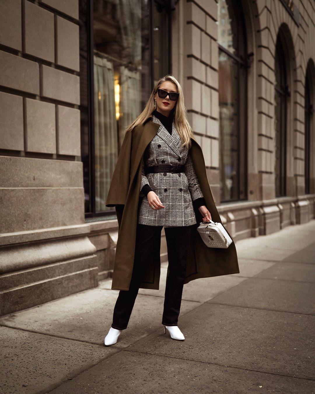 модные образы для деловых женщин осени 2019 фото 15