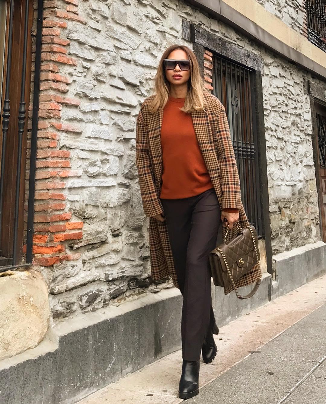 модные образы для деловых женщин осени 2019 фото 9