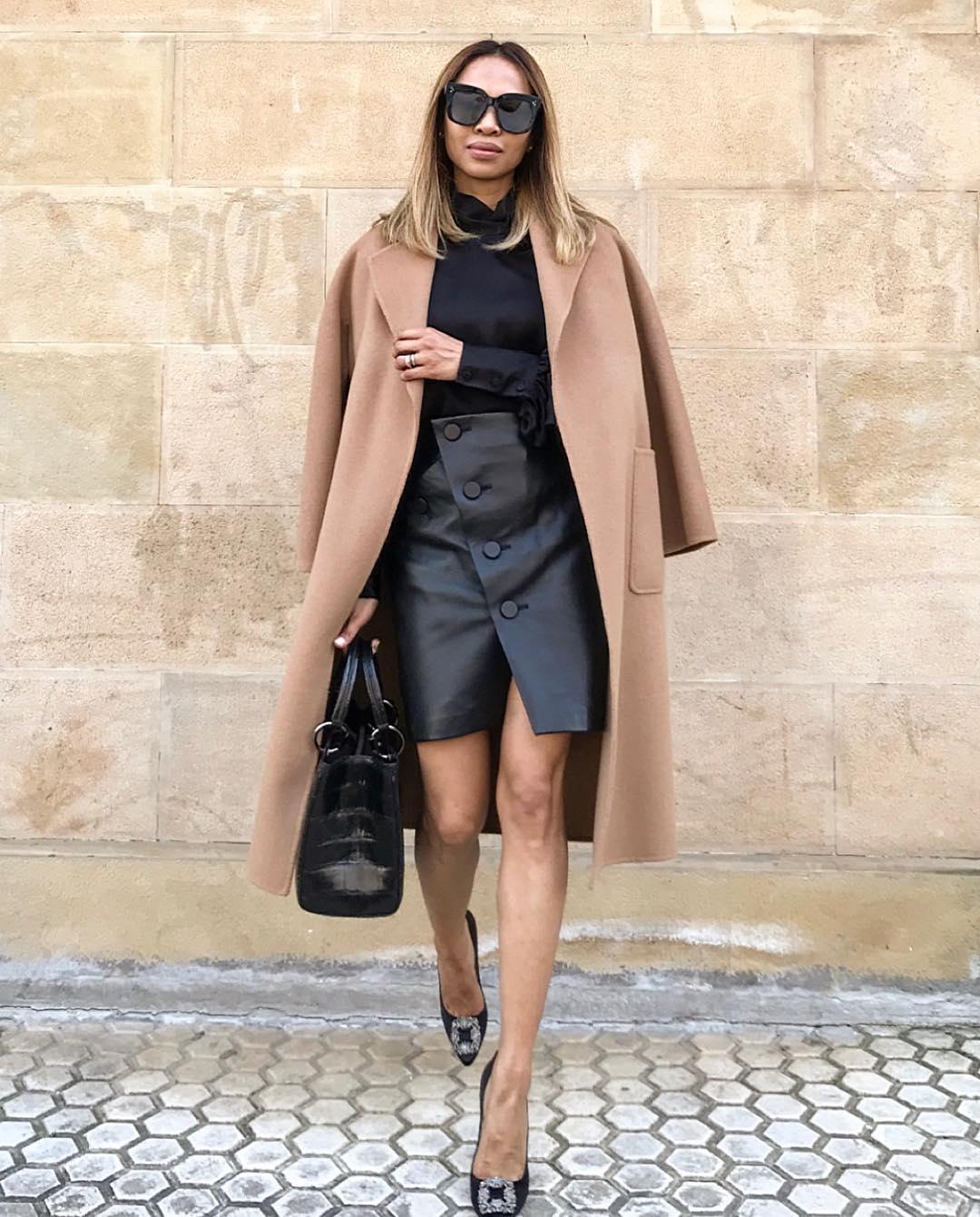 модные образы для деловых женщин осени 2019 фото 10