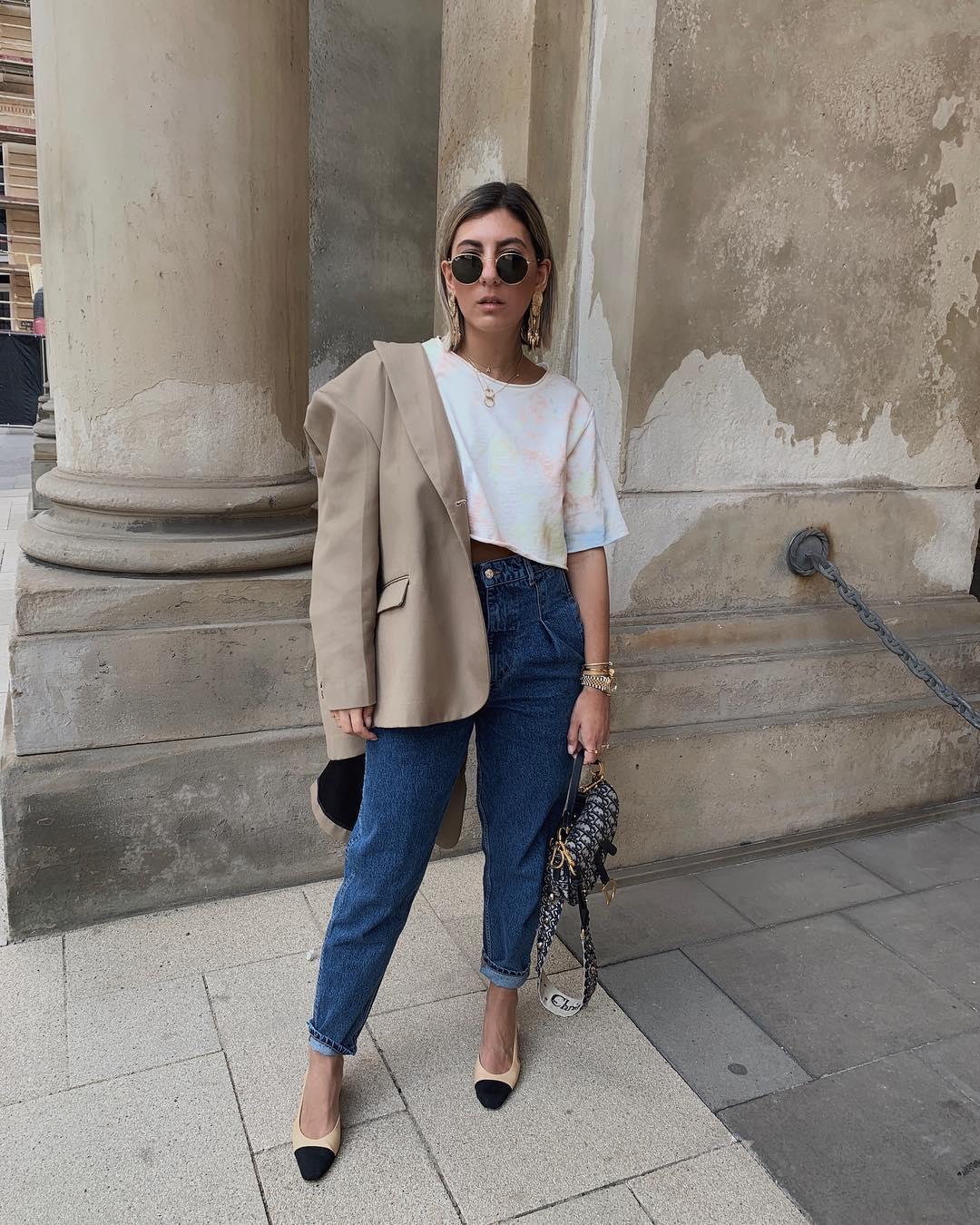 модные джинсы, которые все будут носить этой осенью фото 19