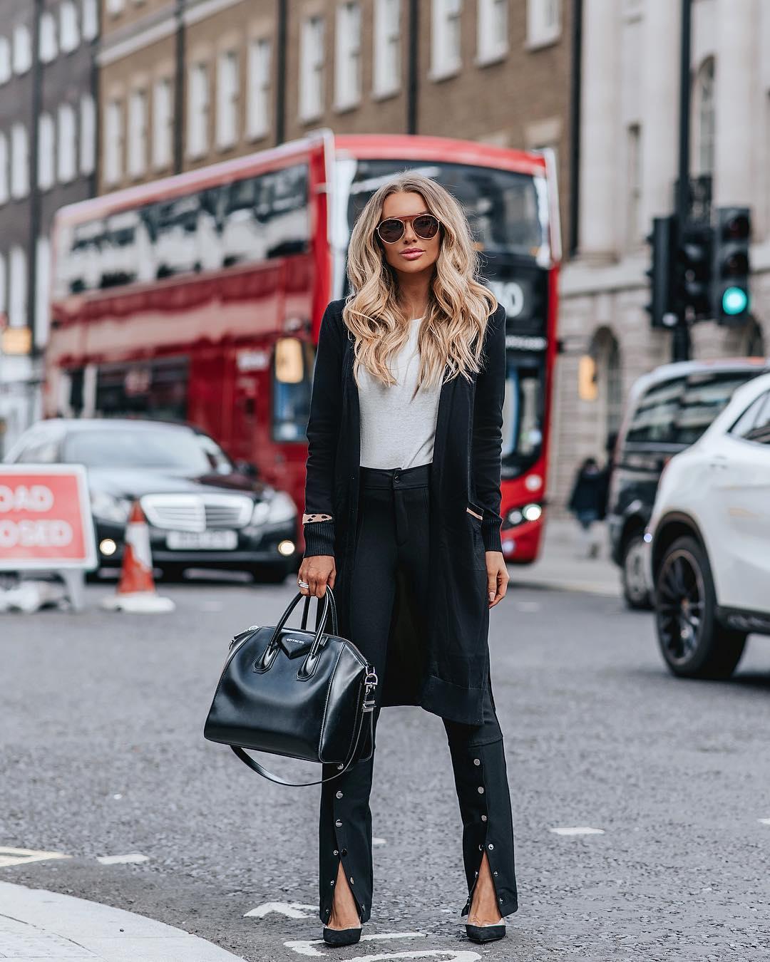 модные образы для деловых женщин осени 2019 фото 17