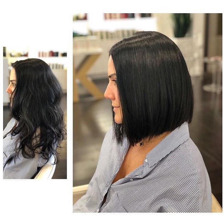 Как отрастить волосы с каре фото