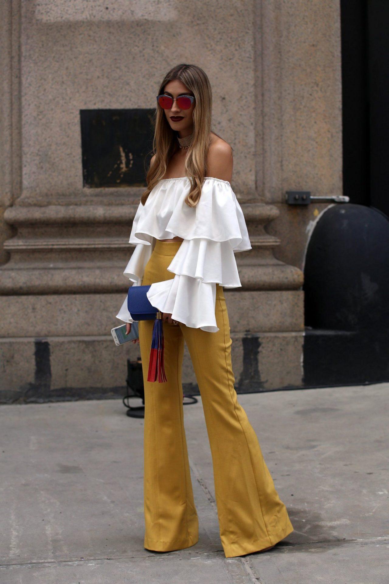 Блузка испанка фото 5