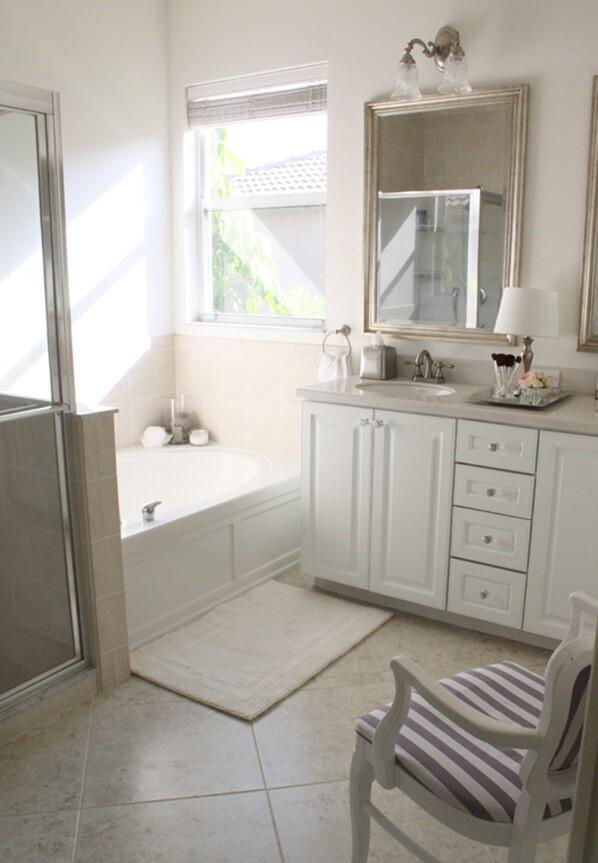 Идеи для создания стильной ванной комнаты фото 1