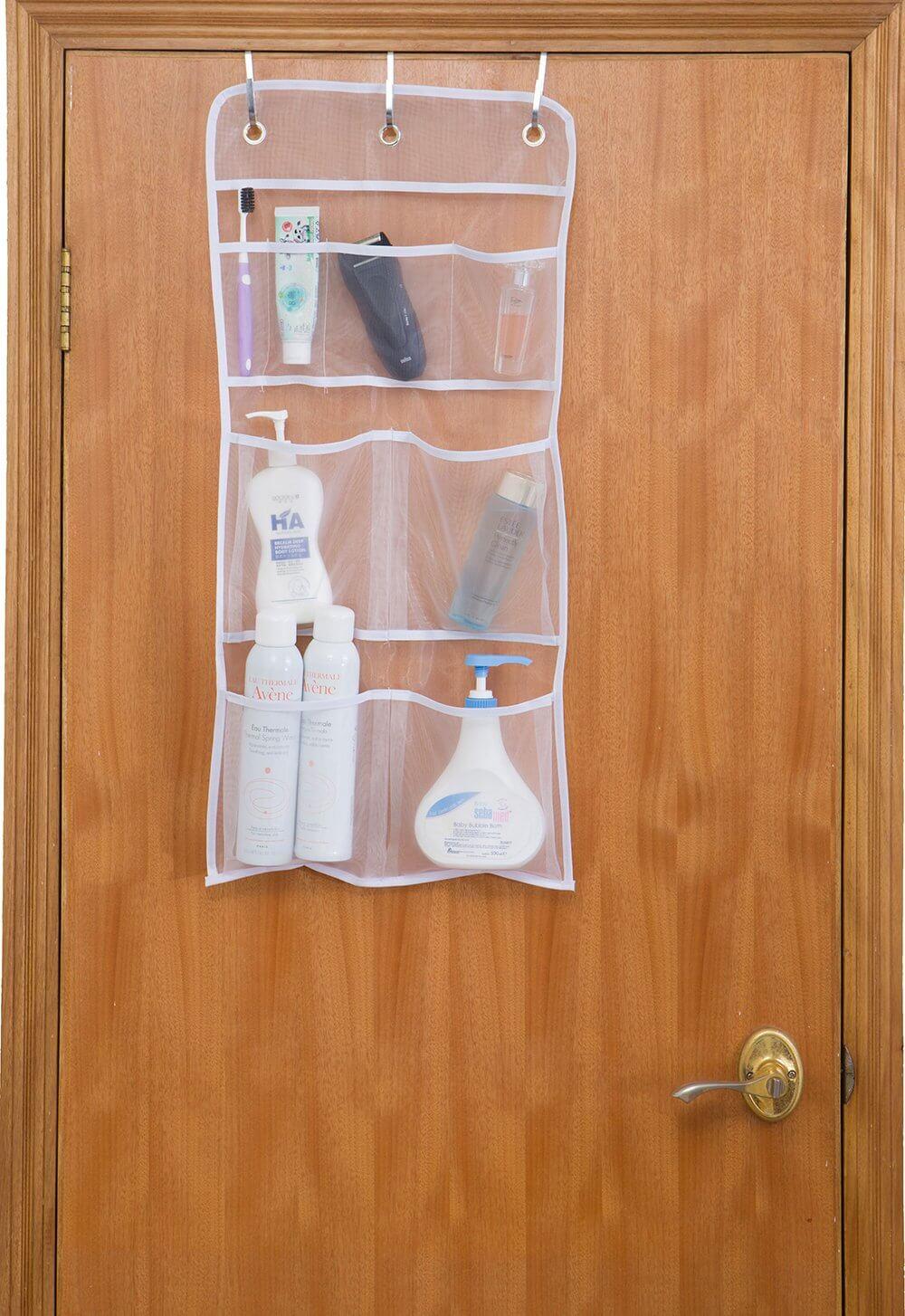 Предметы декора для функциональной организации ванной комнаты фото 2
