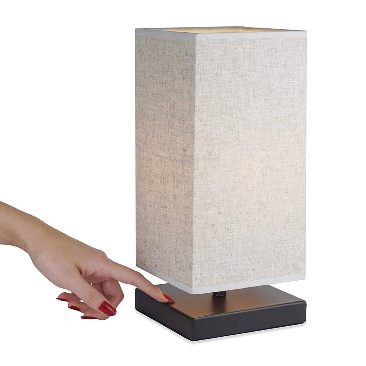 Прикроватная лампа фото 4