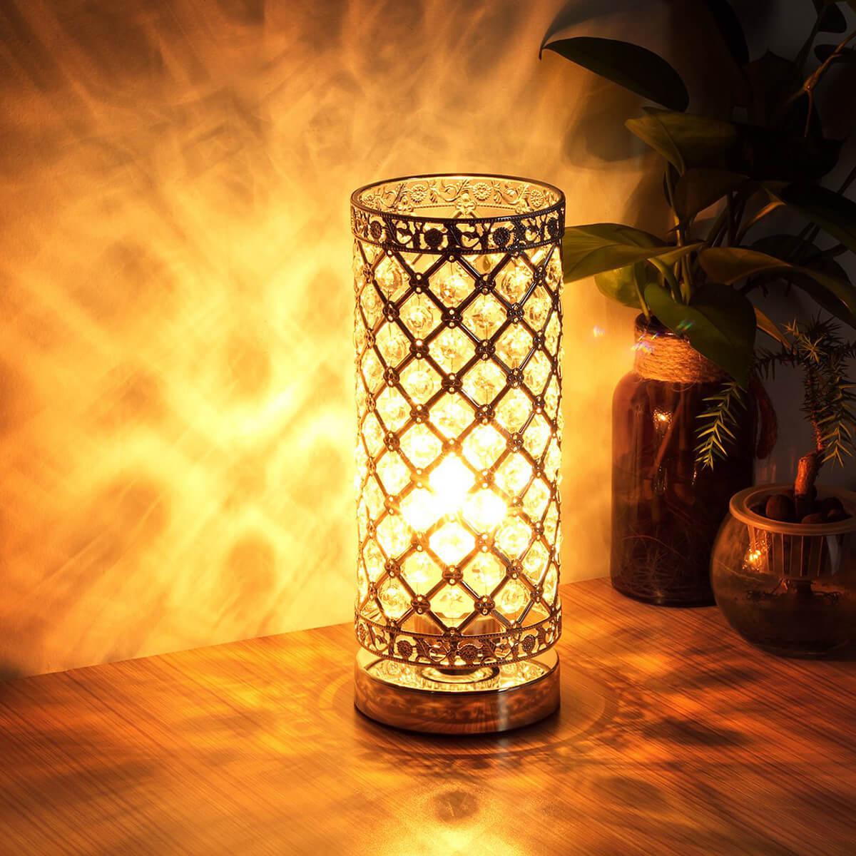 Прикроватная лампа фото 2