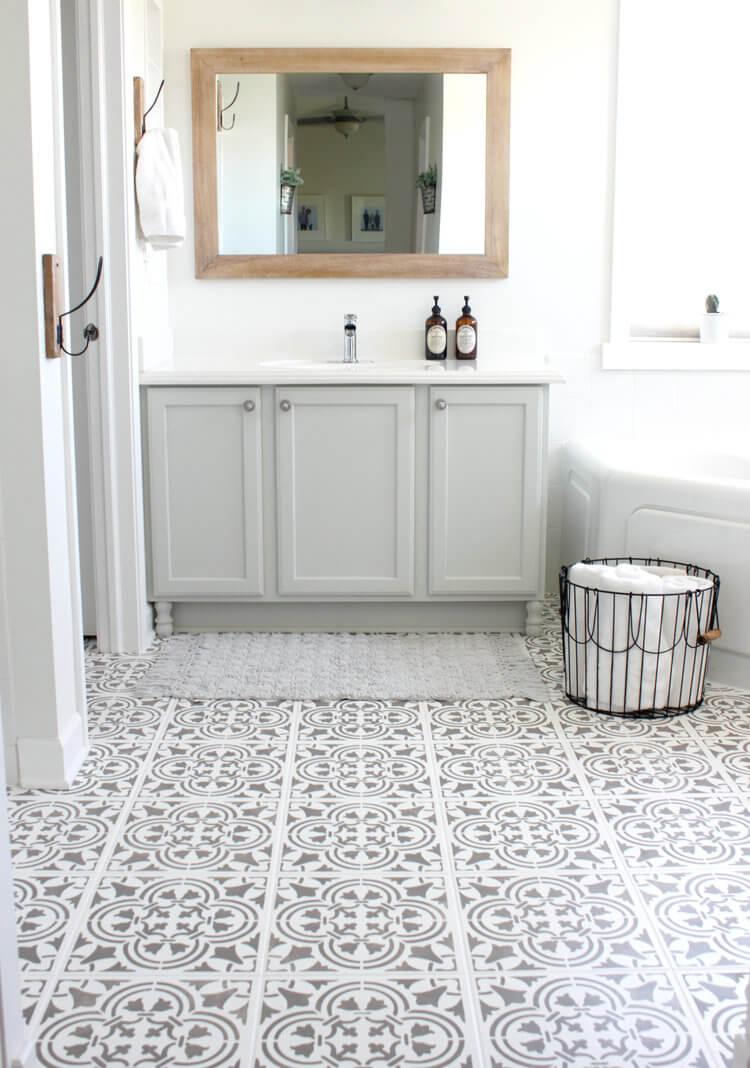 Идеи для создания стильной ванной комнаты фото 5