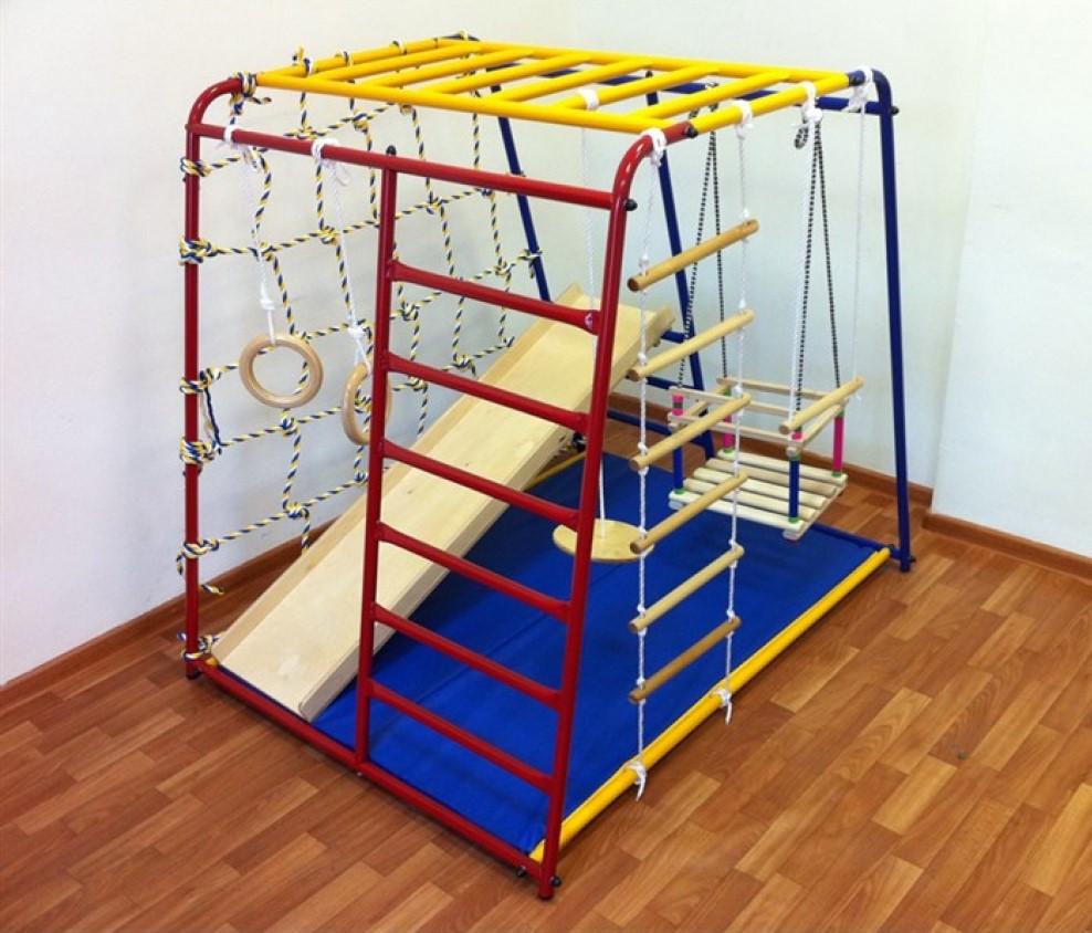 Детские спортивно-игровые комплексы фото 1