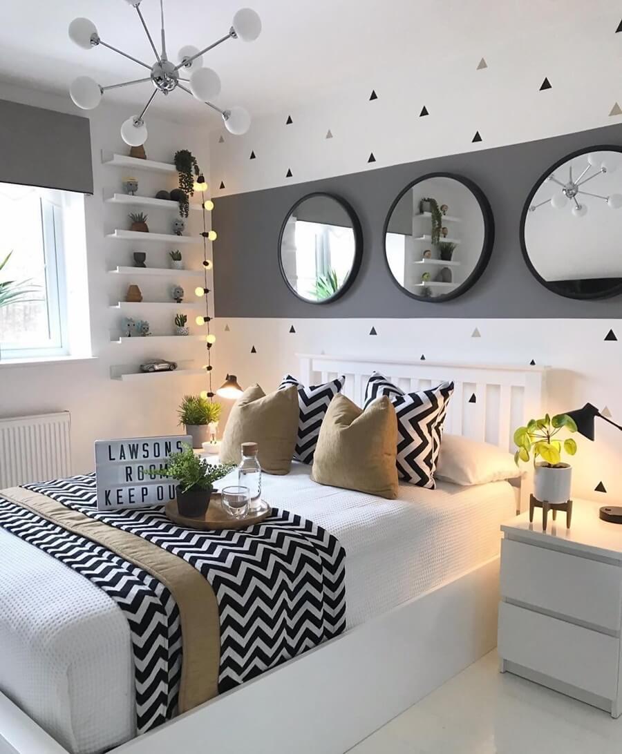 Идеи дизайна интерьера спальни в пастельных тонах фото 1