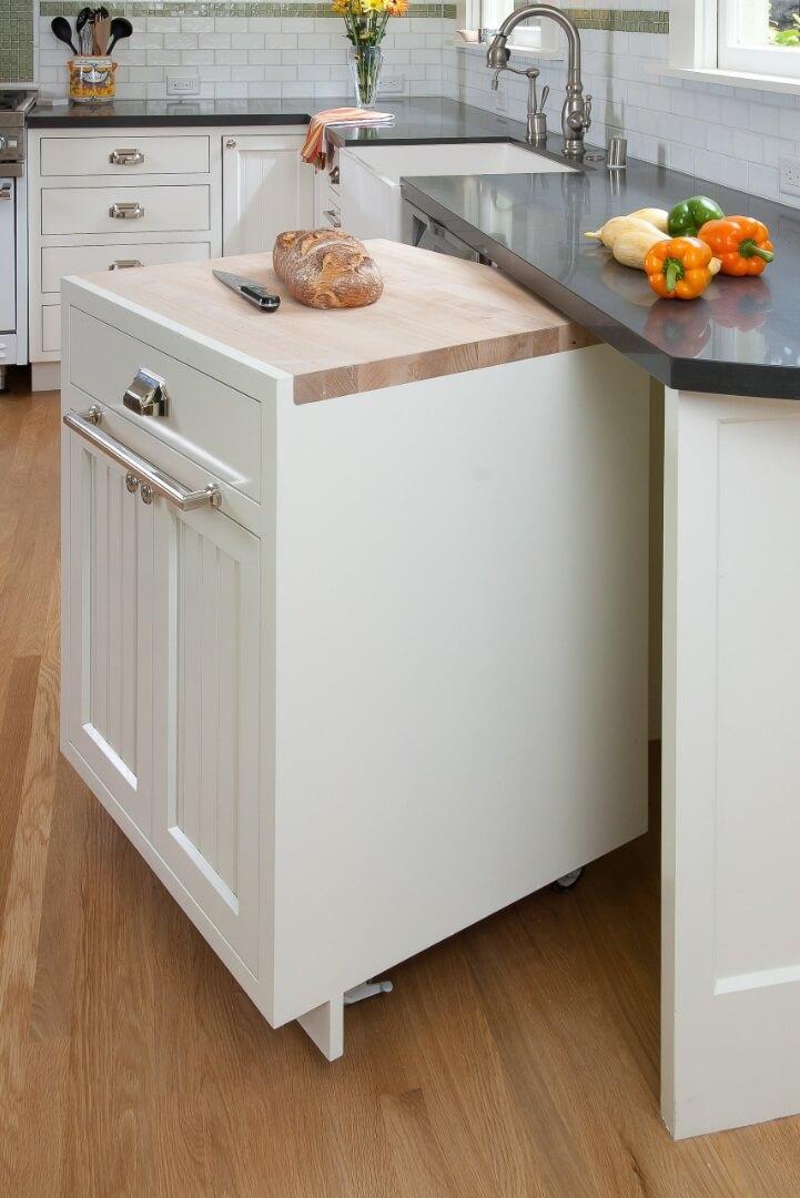 Советы организации пространства в вашем кухонном шкафу фото 2