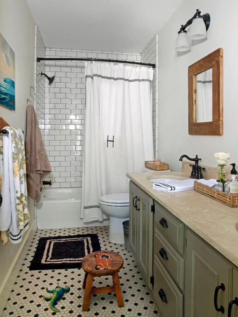 Ванная комната: идеи для дизайна интерьера фото 15