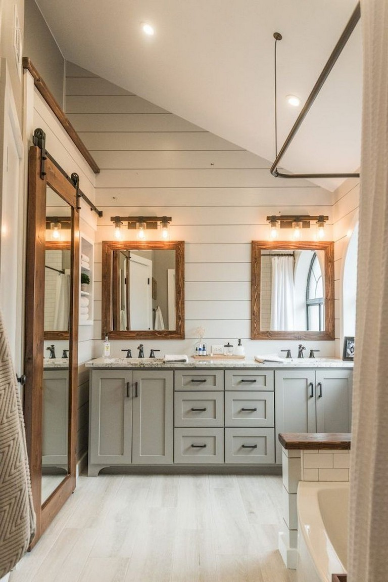 Ванная комната: идеи для дизайна интерьера фото 7
