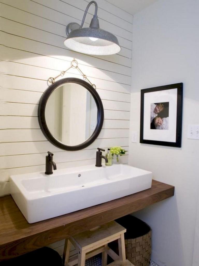 Ванная комната: идеи для дизайна интерьера фото 9