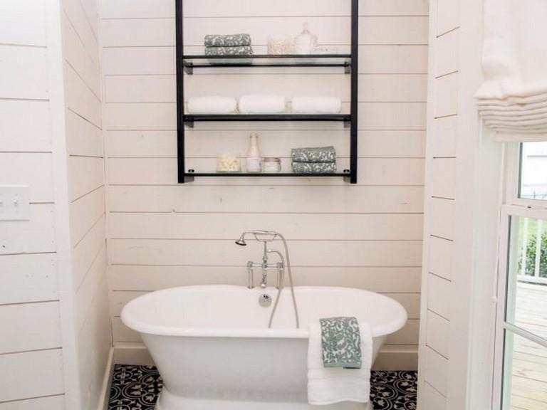 Ванная комната: идеи для дизайна интерьера фото 12