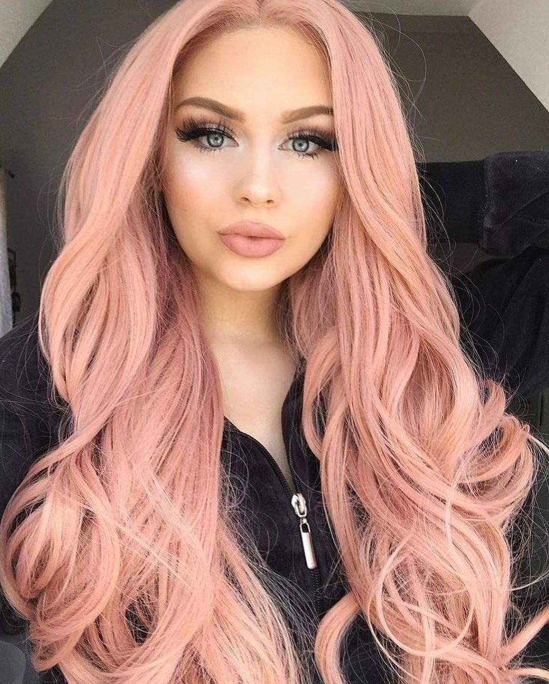клубничный блонд фото 11