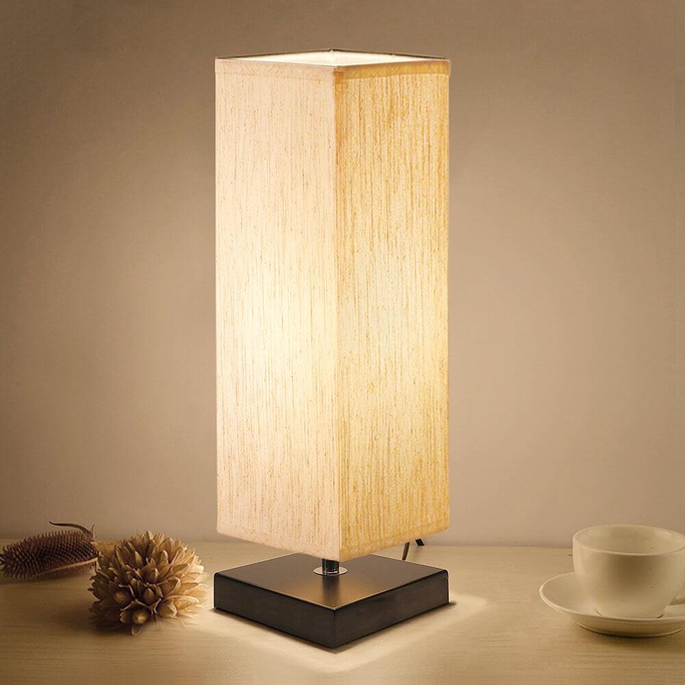 Прикроватная лампа фото 7