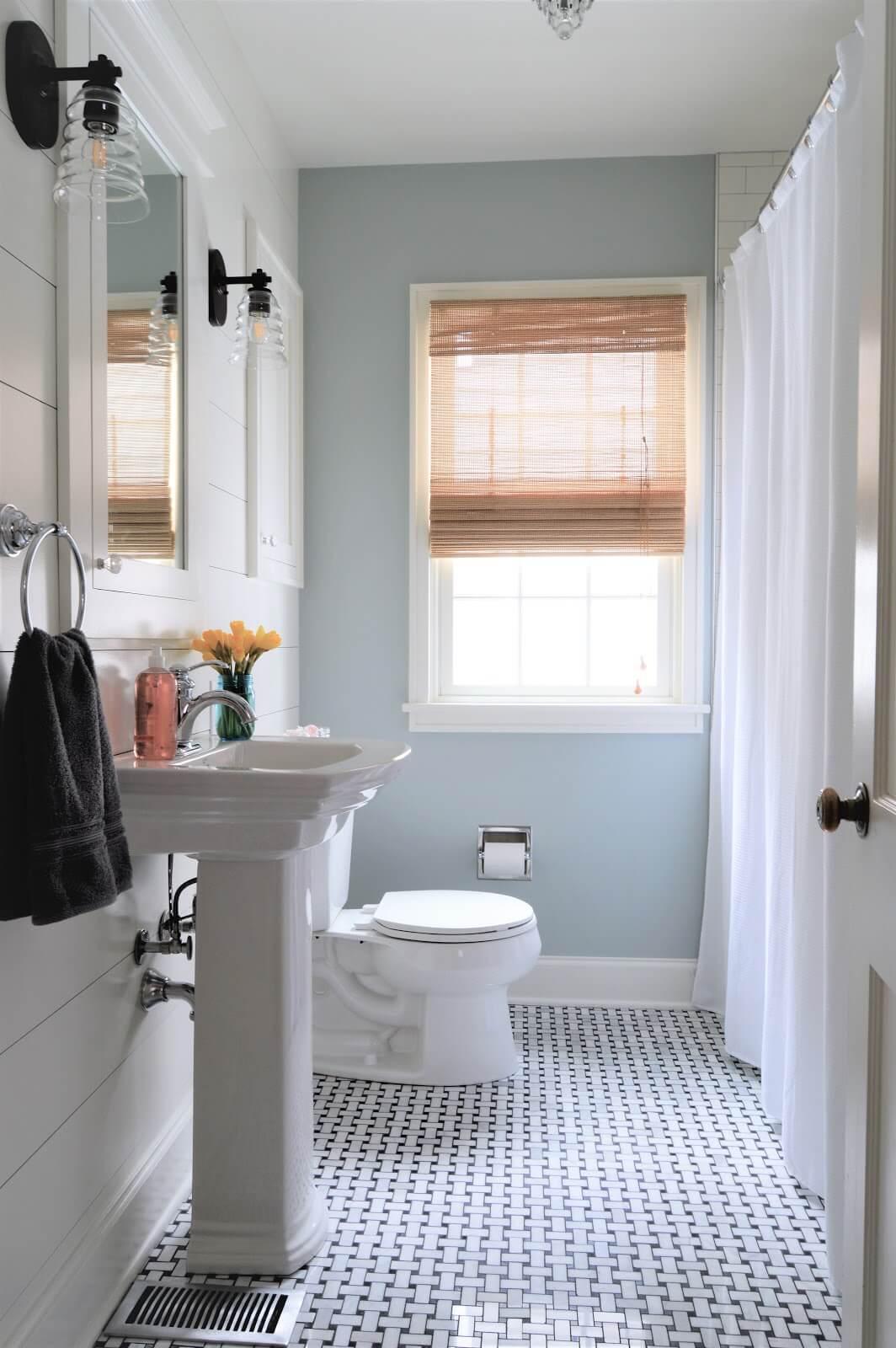 Идеи для создания стильной ванной комнаты фото 7