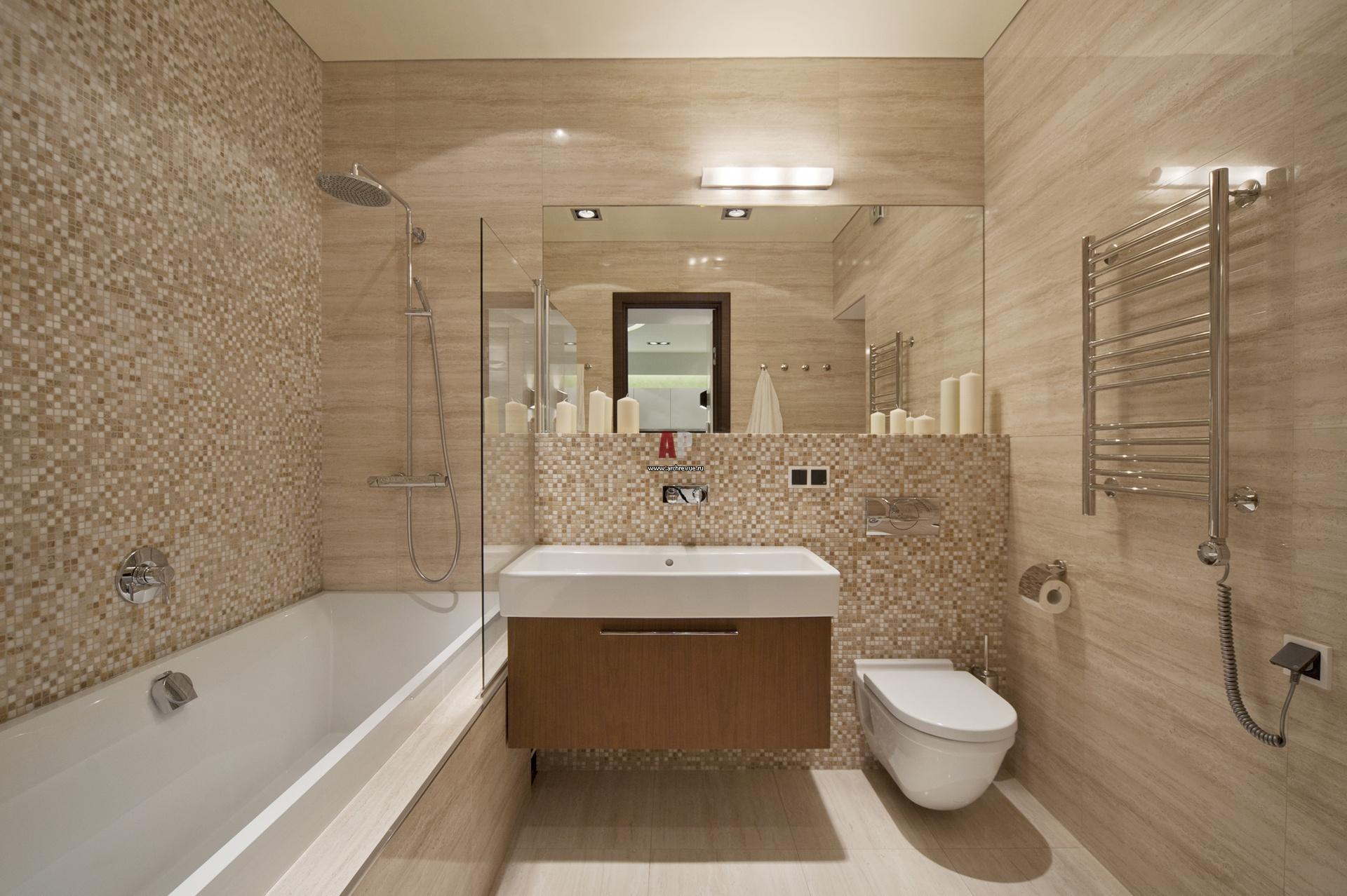 создание стильной ванной комнаты фото 20