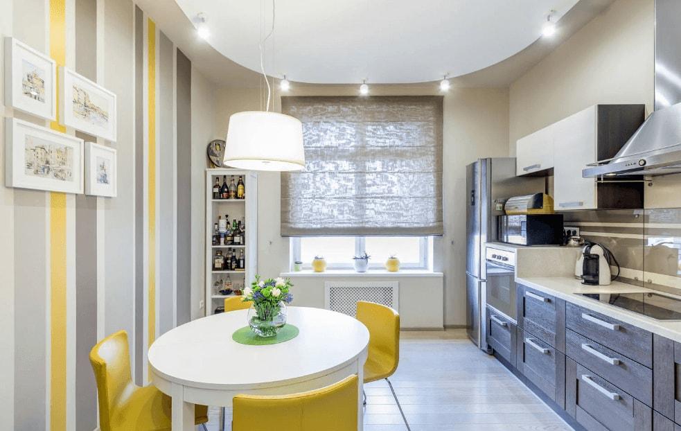Идеи модернизации пространства на вашей кухне фото 6