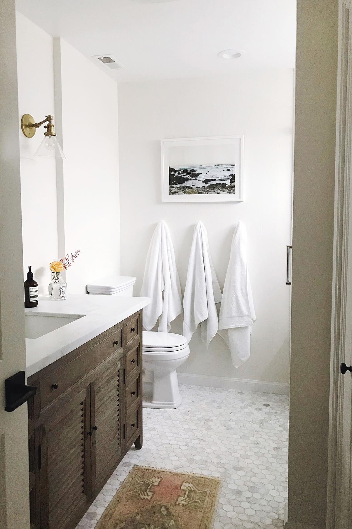Идеи для создания стильной ванной комнаты фото 8