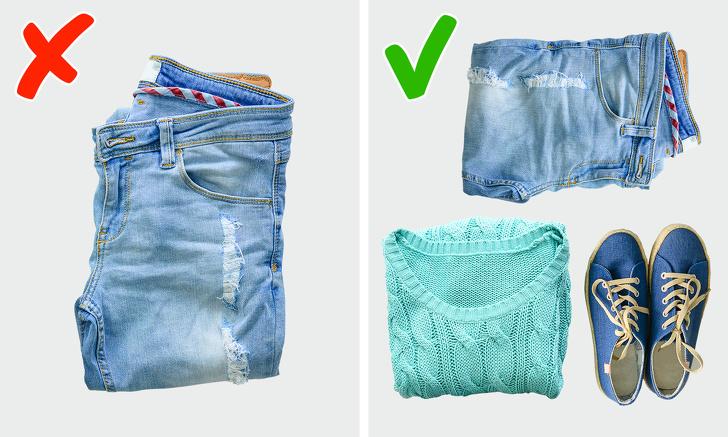 В нашей статье мы собрали для вас самые распространенные ошибки, которые мы совершаем при покупке джинсов фото 4