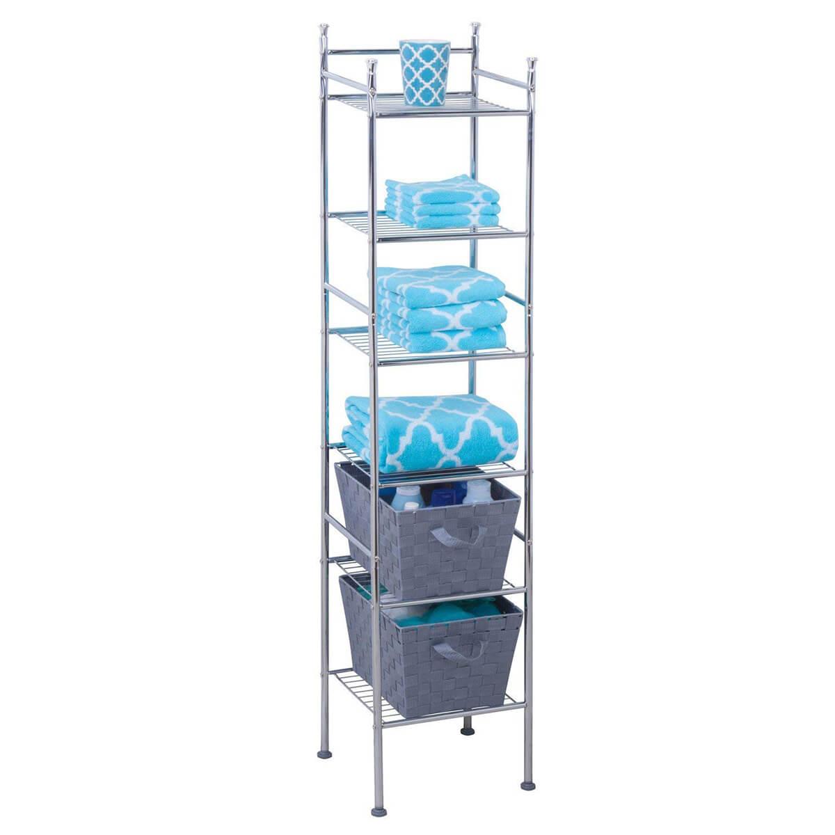 Предметы декора для функциональной организации ванной комнаты фото 7