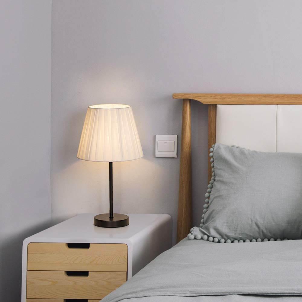 Прикроватная лампа фото 13