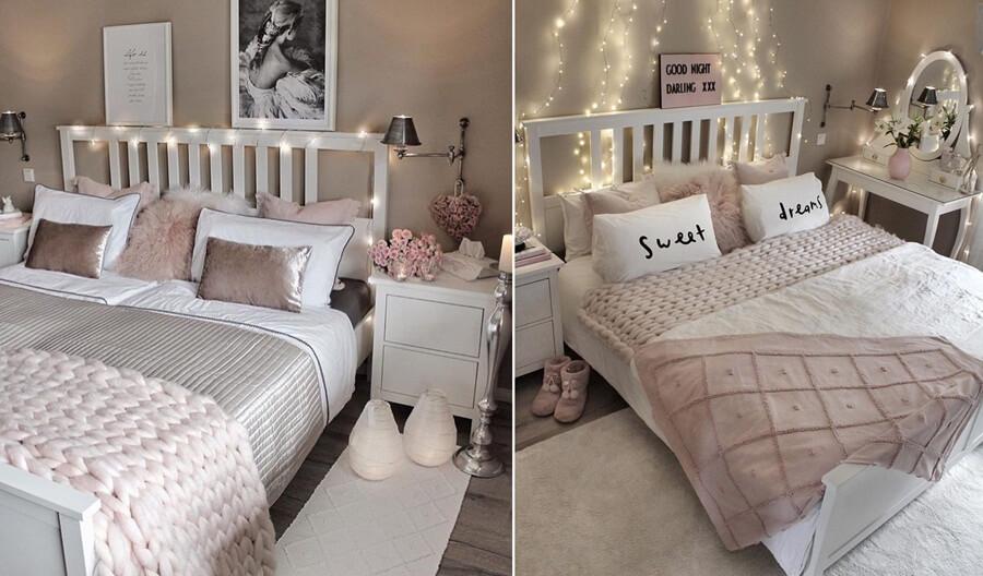Идеи дизайна интерьера спальни в пастельных тонах фото 3