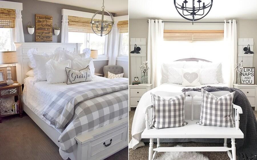 Идеи дизайна интерьера спальни в пастельных тонах фото 4