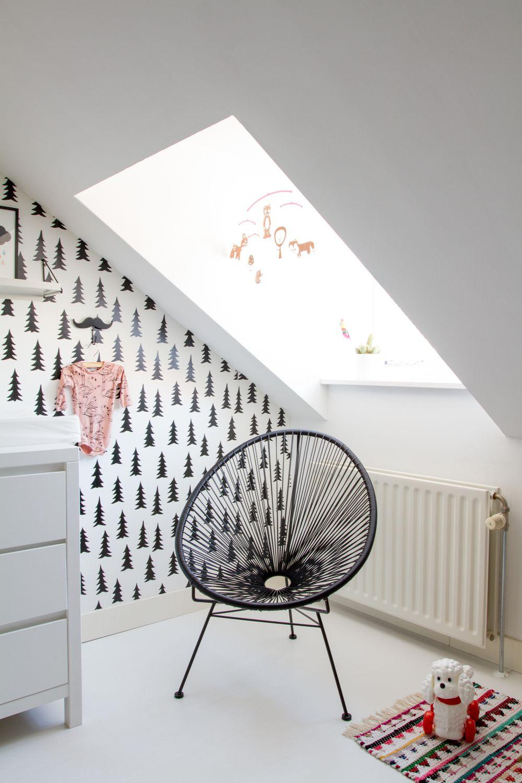 Идеи дизайна спальни на мансарде фото 11
