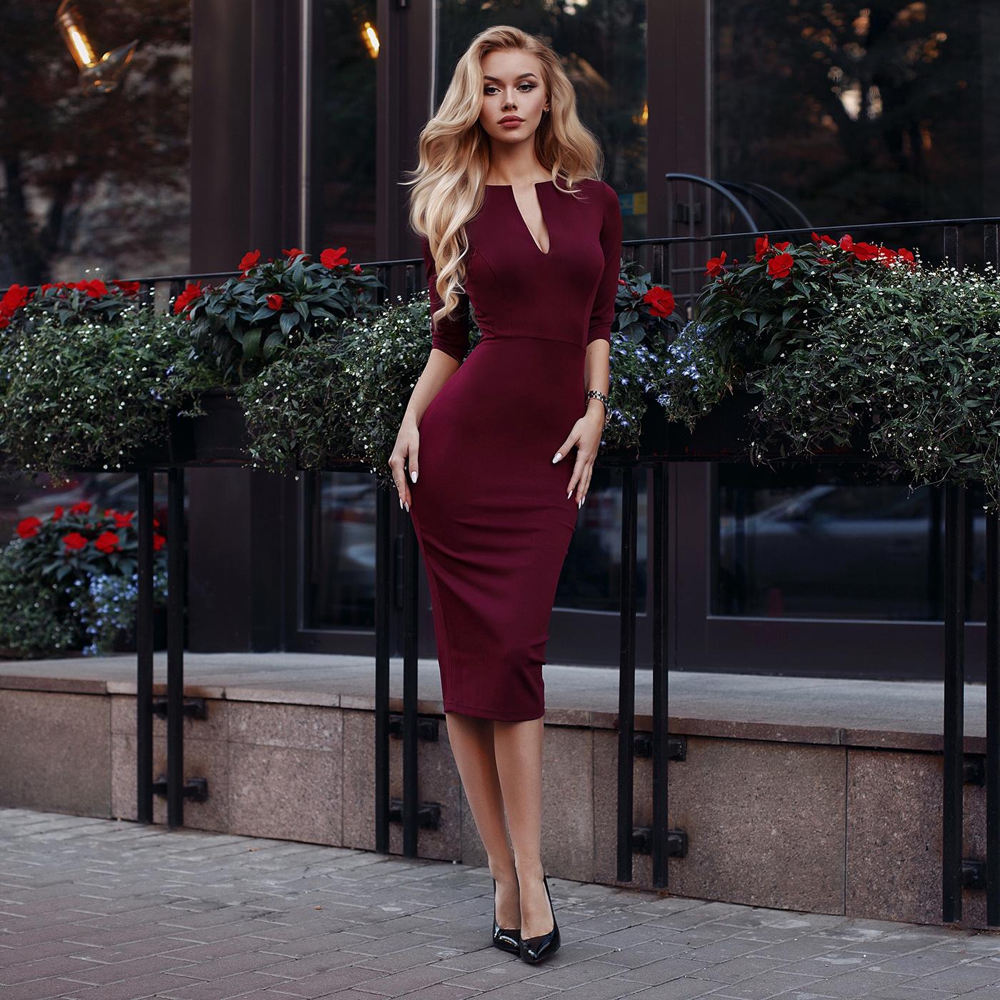 платье леди 2020 фото 1