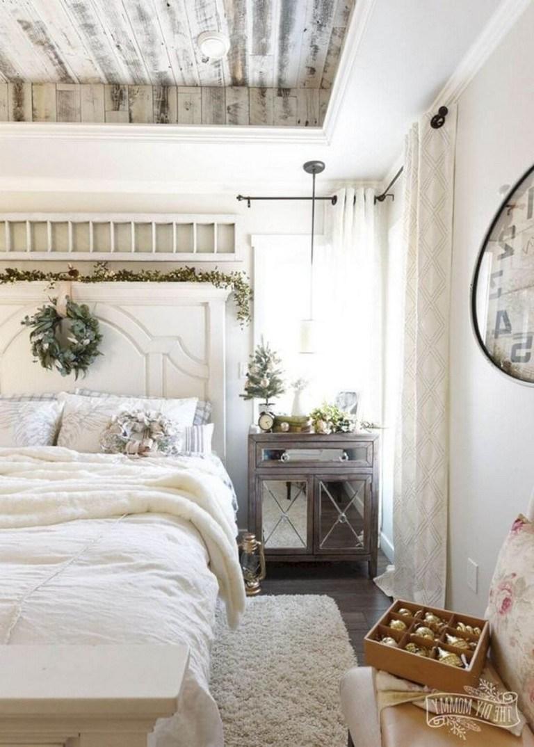 Идеи декора спальни в деревенском стиле фото 23