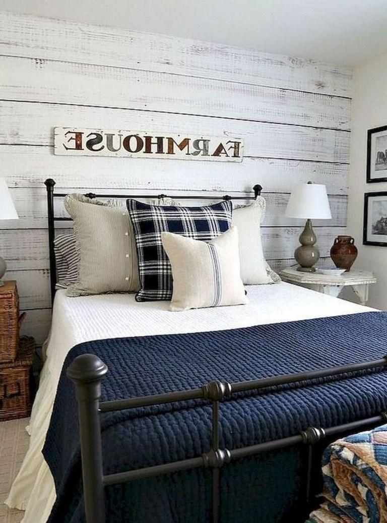 Идеи декора спальни в деревенском стиле фото 13