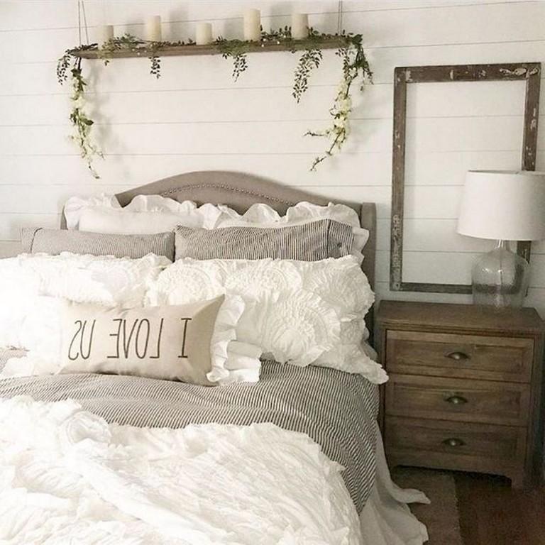 Идеи декора спальни в деревенском стиле фото 5