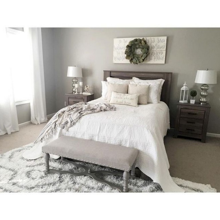 Идеи декора спальни в деревенском стиле фото 19