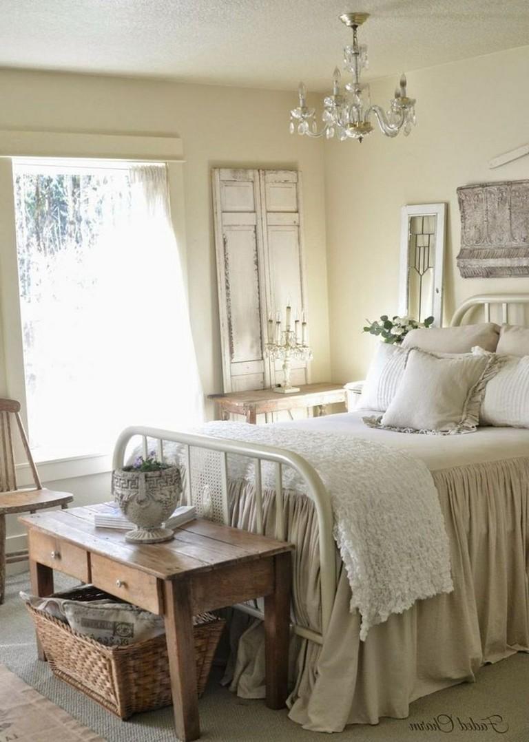 Идеи декора спальни в деревенском стиле фото 18